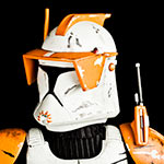 Sideshow Commander Cody Photo Review
