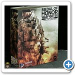 Cal Tek USA and Electronic Arts have teamed up to produce figures based on the hit game Medal of Honor Warfighter. I am not a gamer anymore as running Monkey Depot does not allow much down time, so we will be talking about the figure.