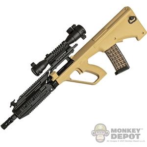 Monkey Depot - Rifle: BBi MK46 mod 0 Machine Gun