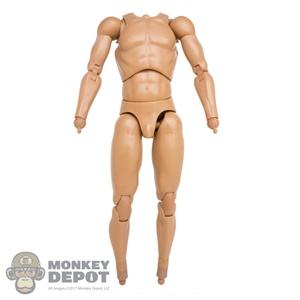 Monkey Depot - Figure: Coo Models Nude Body w/Wrist Pegs
