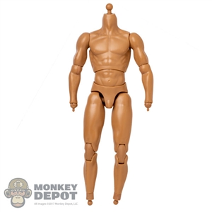 Monkey Depot - Figure: DamToys Muscle Action Body w/Ankle Pegs