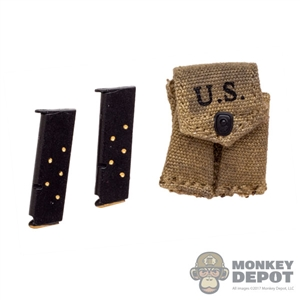 Monkey Depot - Pouch: Easy & Simple AOR1 MLCS M60 Ammo (MOLLE)