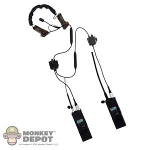Monkey Depot - Radio: DamToys TPH700 Radio w/Sordin