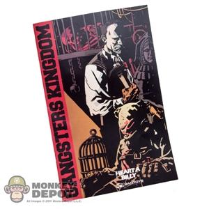 Monkey Depot - Boxed Figure: DamToys Gangster Kingdom