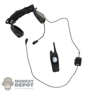 Monkey Depot - Radio: DamToys AN/PRC 152 w/Peltor Comtec