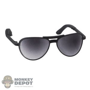 Monkey Depot - Glasses: DamToys Red Tinted Sunglasses