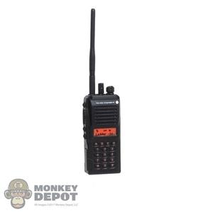Monkey Depot - Radio: DamToys Black VX Radio w/PTT