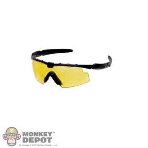 Monkey Depot - Glasses: Very Cool Light Orange Tinted