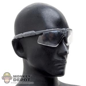 Monkey Depot - Glasses: ACI Toys Oval Brown