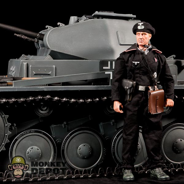 Monkey Depot Dragon German Panzer Ii Ausf B 71450