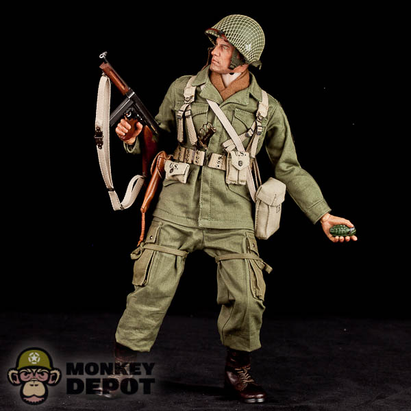 Monkey Depot Soldier Story Us Wwii 101st Airborne