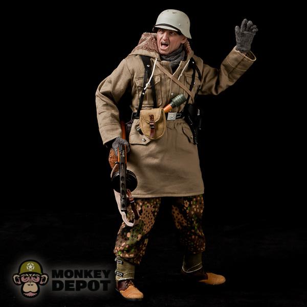 Monkey Depot Soldier Story German Ss Panzergrenadier